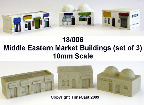 18/006 Middle Eastern Market Buildings