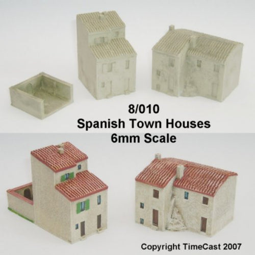 8/010 Spanish Townhouses (2)