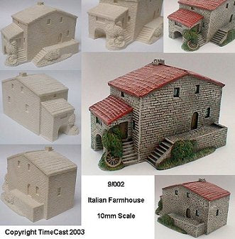 9/002 Italian Farmhouse