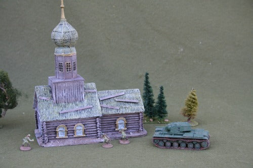 FOS3030 Russian Church