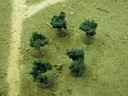 Tree Base - Small Size (10 pcs) - Unfinished