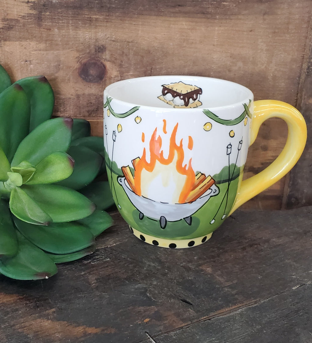 S'mores Mug - the-attic-boutique-and-gift