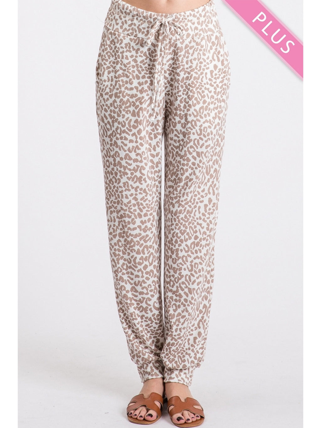 Alexandria Lounge Pants Plus - the-attic-boutique-and-gift