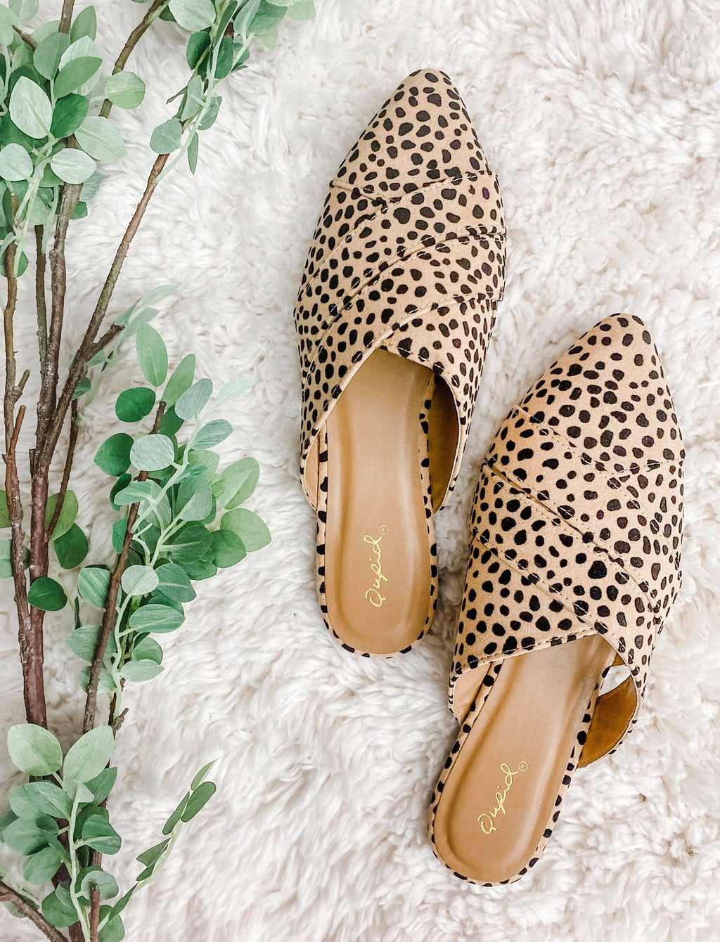 Leopard Suede Mules - the-attic-boutique-and-gift
