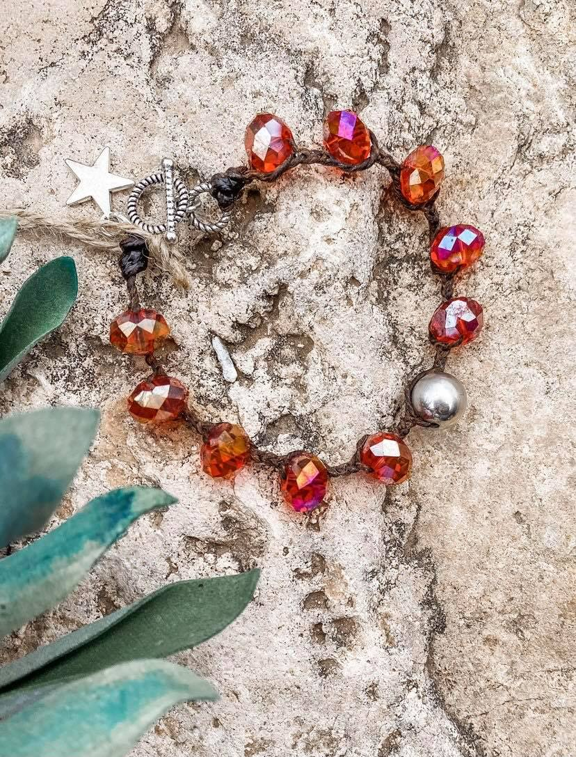 Samba Crystal Bracelet - the-attic-boutique-and-gift