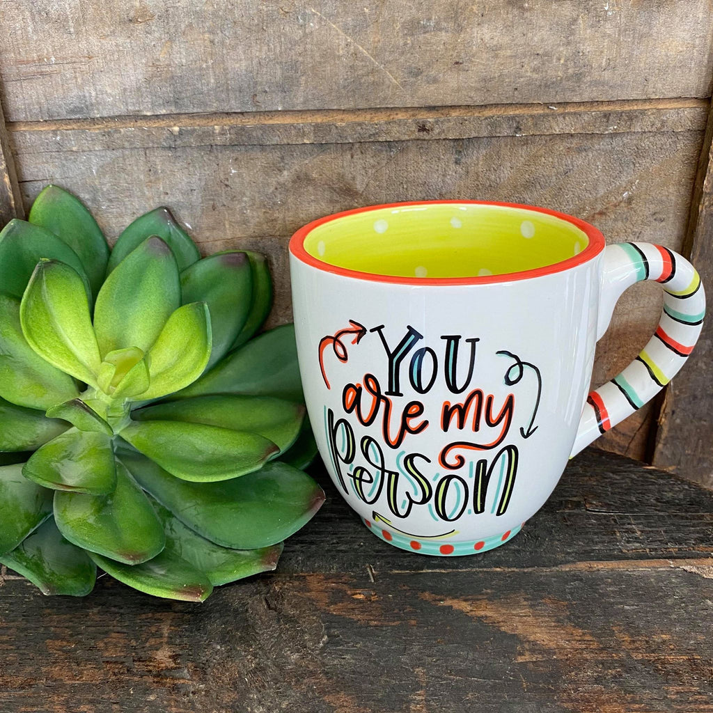 You Are My Person Heart Mug - the-attic-boutique-and-gift
