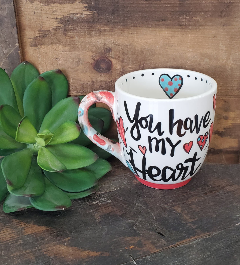 You have My Heart Mug - the-attic-boutique-and-gift