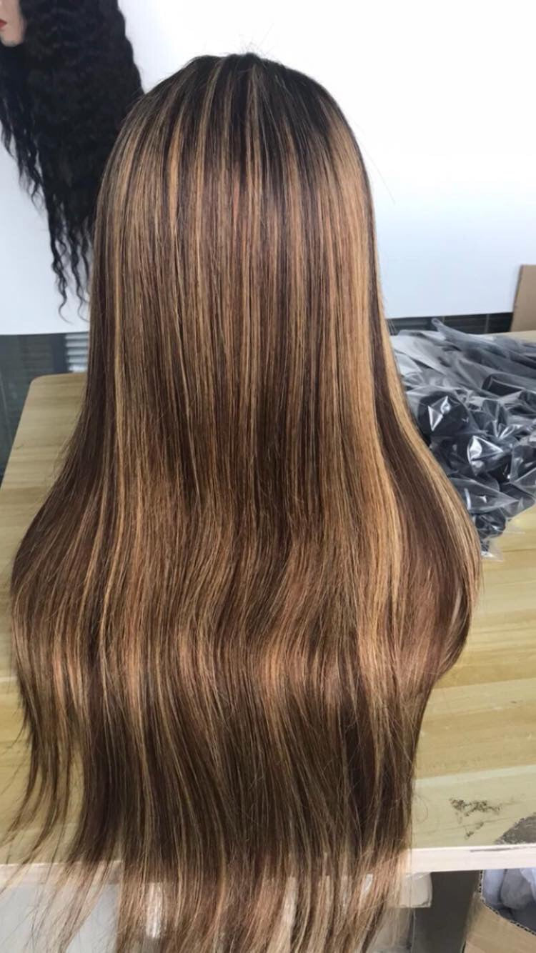 Leecy Lace Frontal Wig  (14 inch - 30 inch)