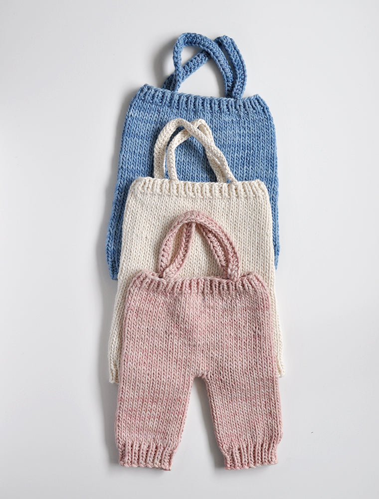 PDC Hand Knit Cotton Overalls- Large