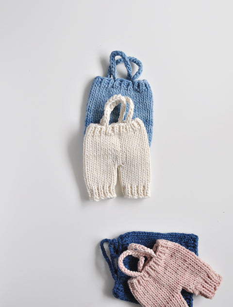 PDC Knit Overalls - Small