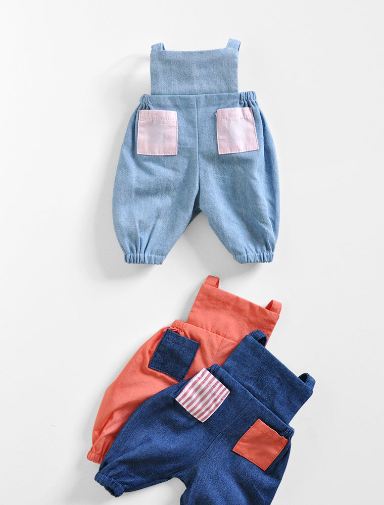 PDC Pocket Overalls