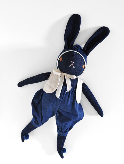 PDC Denim Large Rabbit- Lonnie