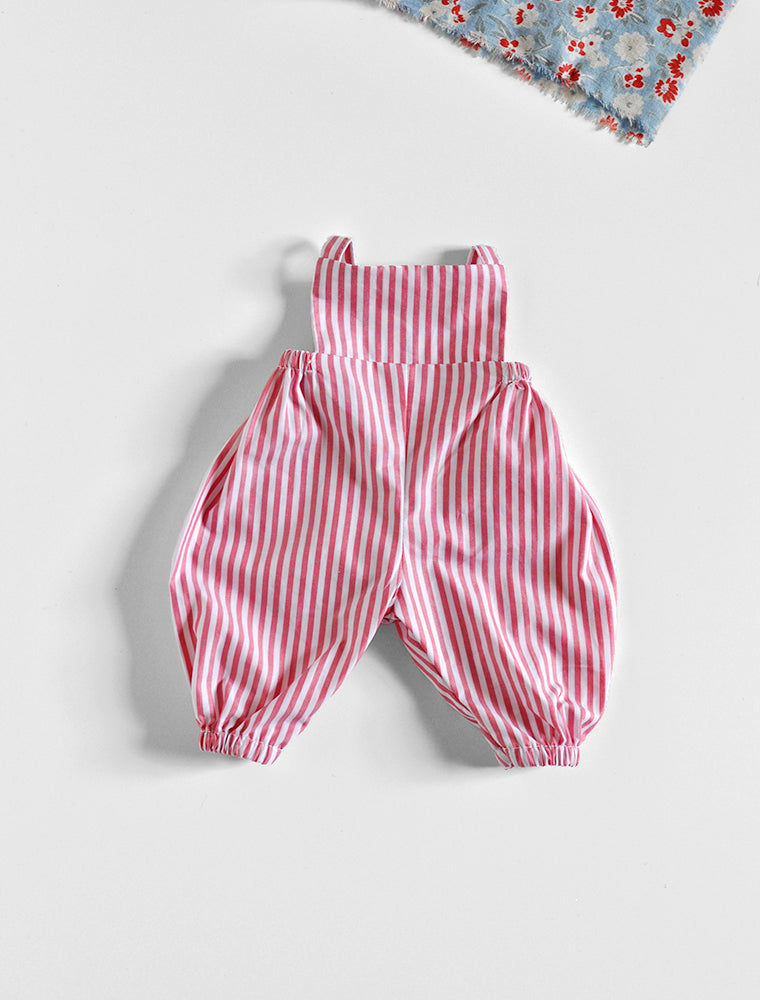 PDC Striped Overalls