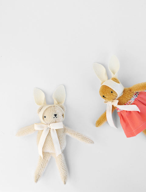 Rabbit Ears for a Floppy Bear-