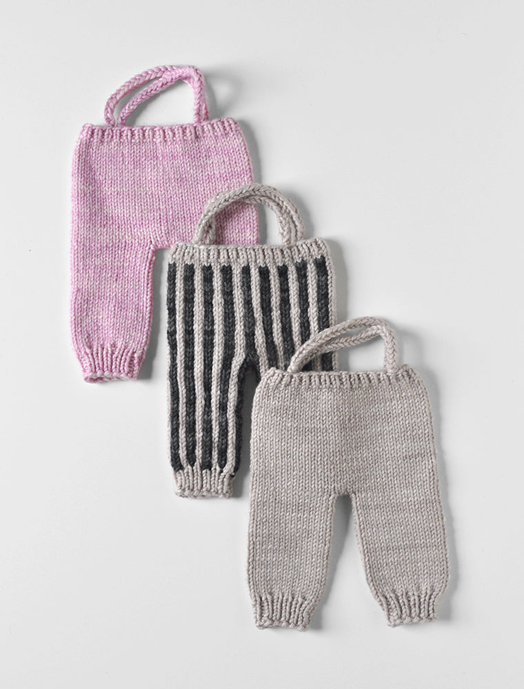 PDC Hand Knit Overalls- Large