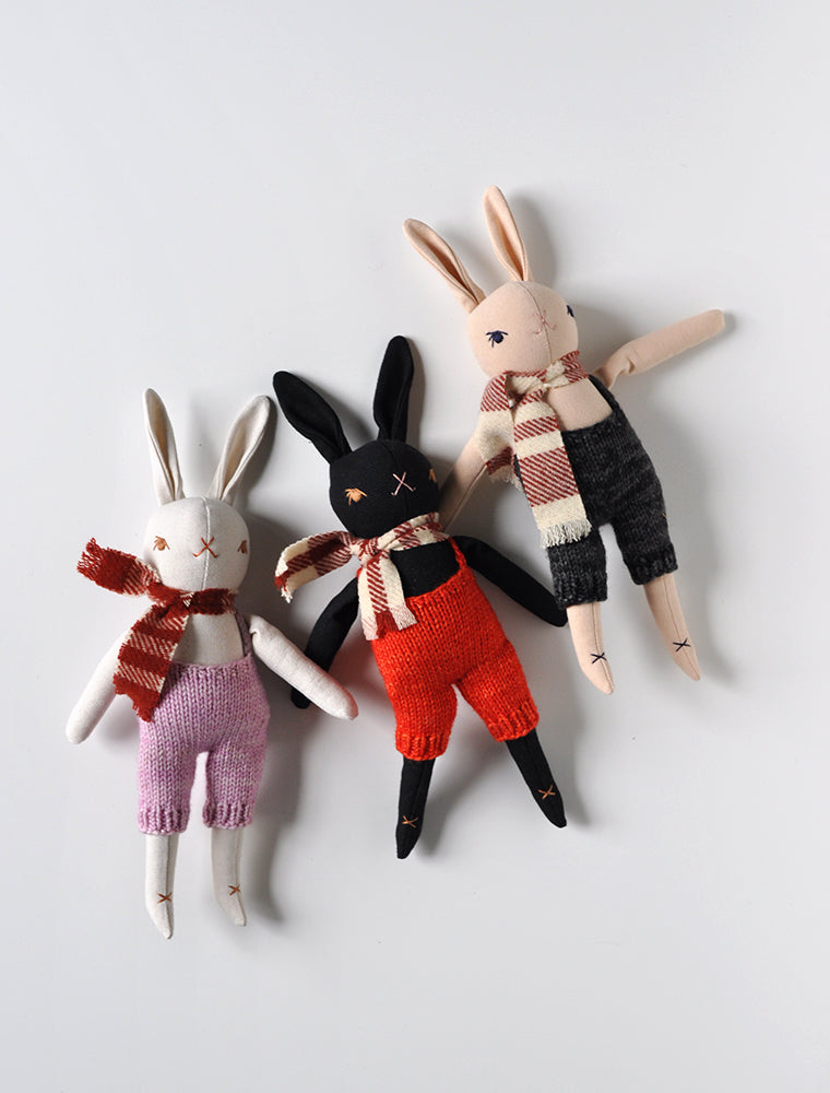 PDC Little Rabbit in hand knits