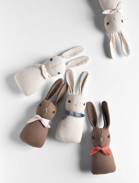 PDC Tiny Rabbit Rattles