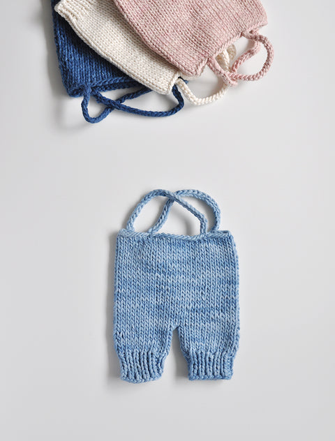 PDC Knit Overalls - Medium