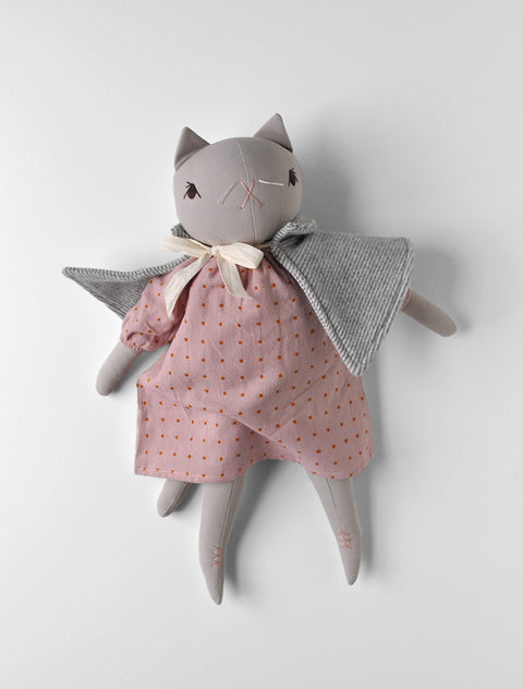 PDC Grey Large Cat- MARTHA