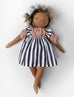 PDC Doll in Bold Stripes- Grace