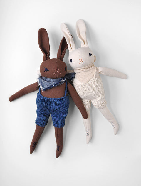 PDC Medium Rabbits in Hand Knits