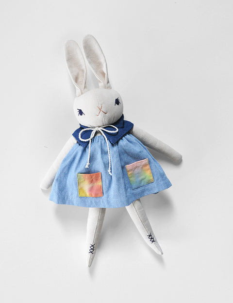 PDC Medium Cream Rabbit- Lou