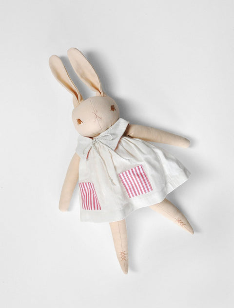 PDC Medium Cream Rabbit- Maggie