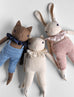 PDC Large Cats & Rabbit in Hand Knits & Neckruffles - exclusive to the PDC