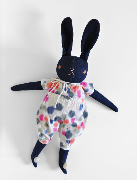 PDC Denim Large Rabbit- Alexi