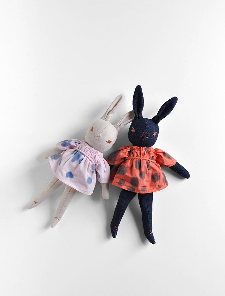 PDC Little Rabbit- hand dyed outfits