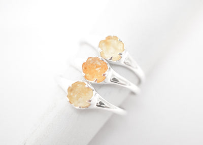 Rich Gal III Citrine Ring
