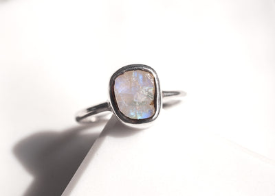 Moonstone Ring sample