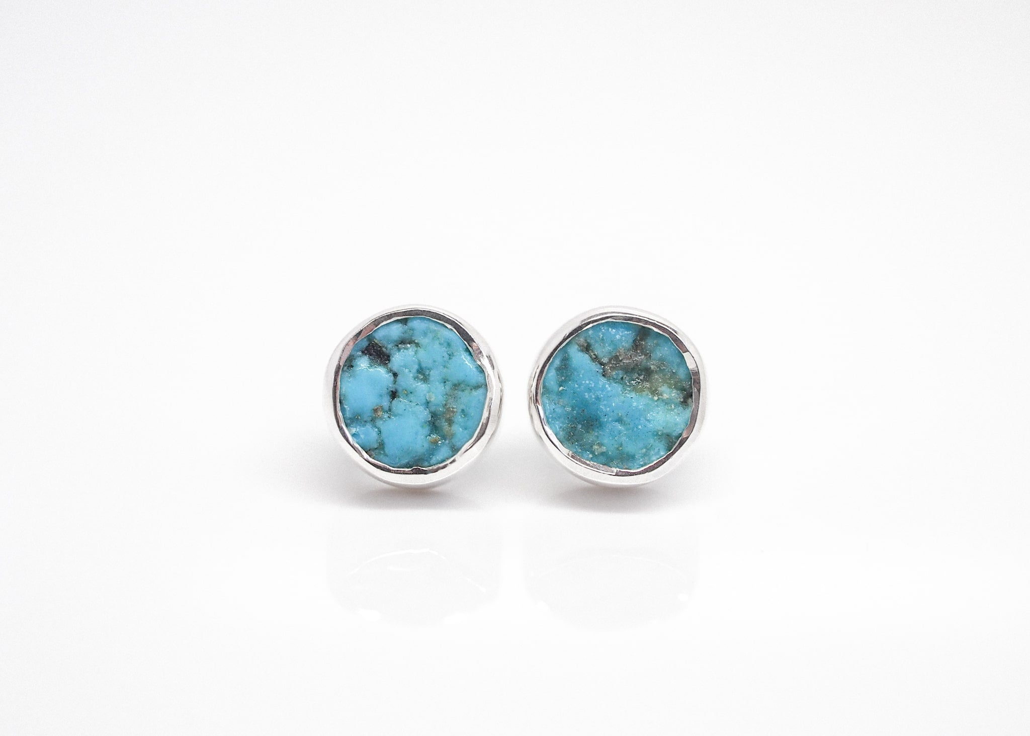 Cielo Turquoise Studs