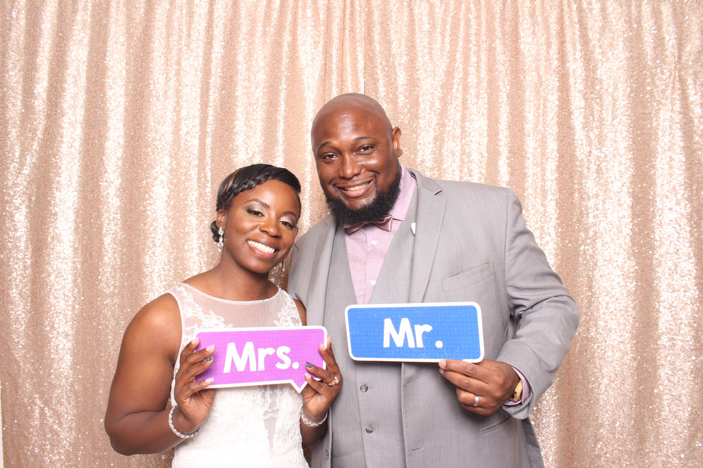 Danielle & Christopher Phillips - Wedding Photo Booth
