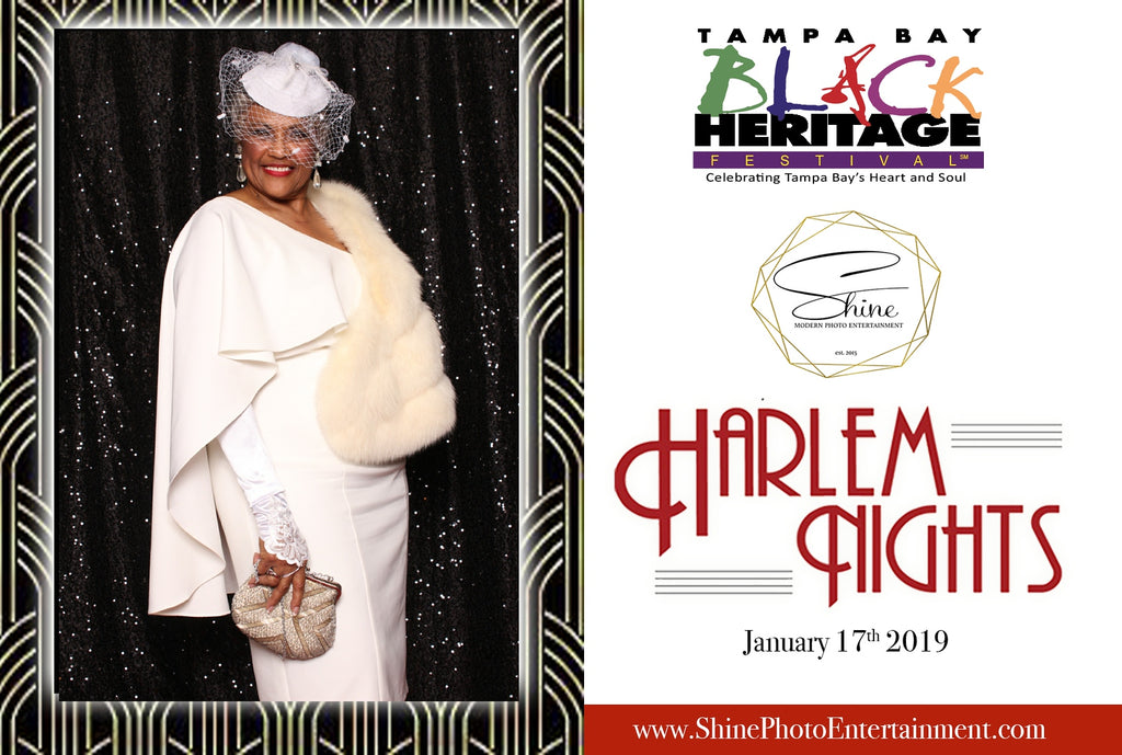 Harlem Nights at The Tampa Bay Black Heritage Gala