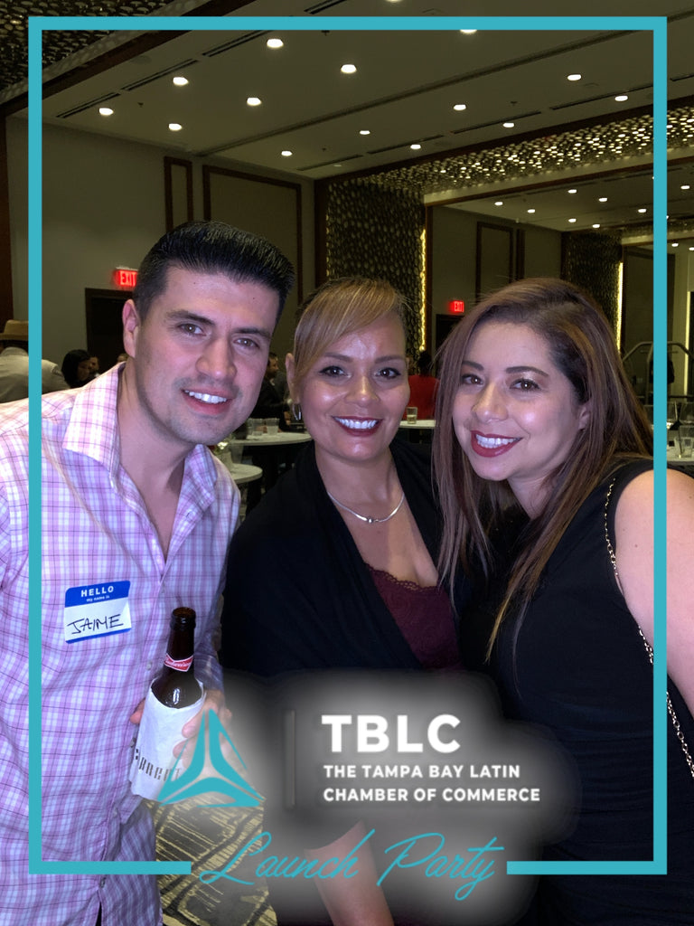 Tampa Bay Latin Chamber of Commerce - Launch Party!