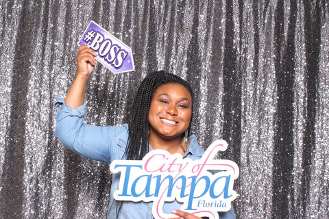 City of Tampa Photo Booth