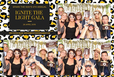 Safari Photo Booth