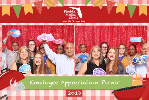 Picnic Photo Booth