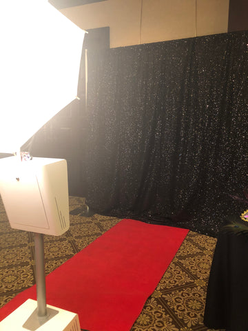 Red Carpet Photo Booth