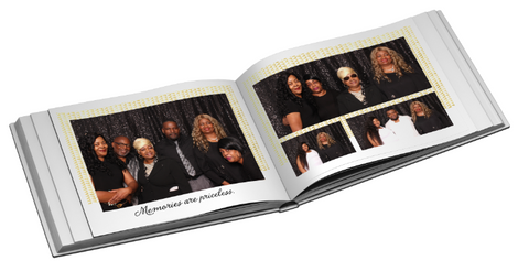 Mixbook Photo Booth Book