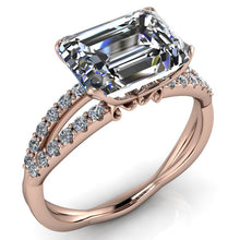 The Original Kindred- Emerald Cut (East/West option)