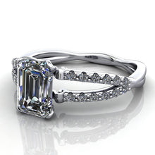 The Original Kindred- Emerald Cut (North/South option)