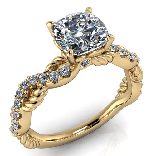 Elizabeth - Cushion Cut