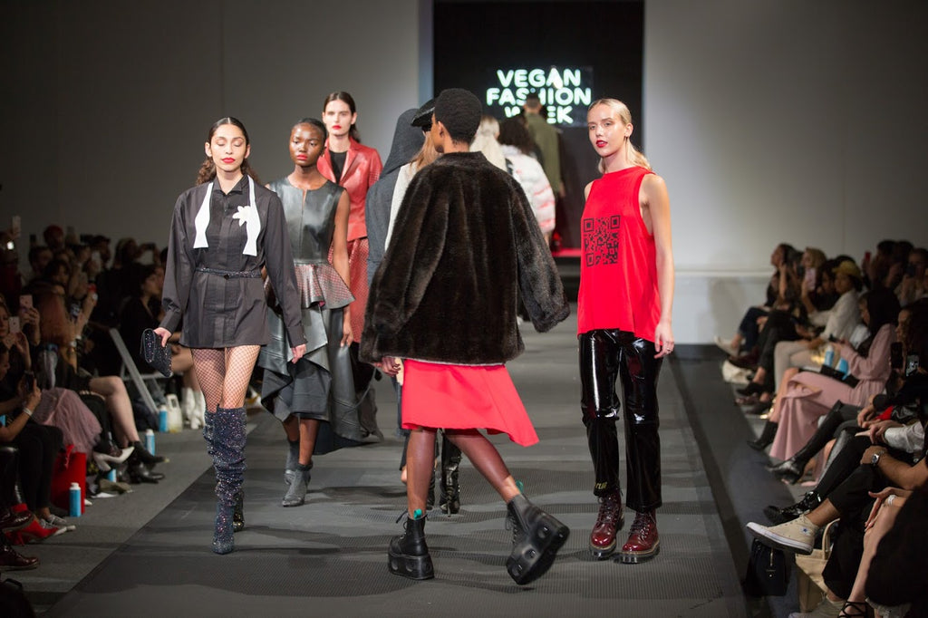 First-Ever Vegan Fashion Week Draws Major Crowds in LA