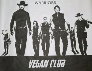 Launch of Vegan Club Warriors