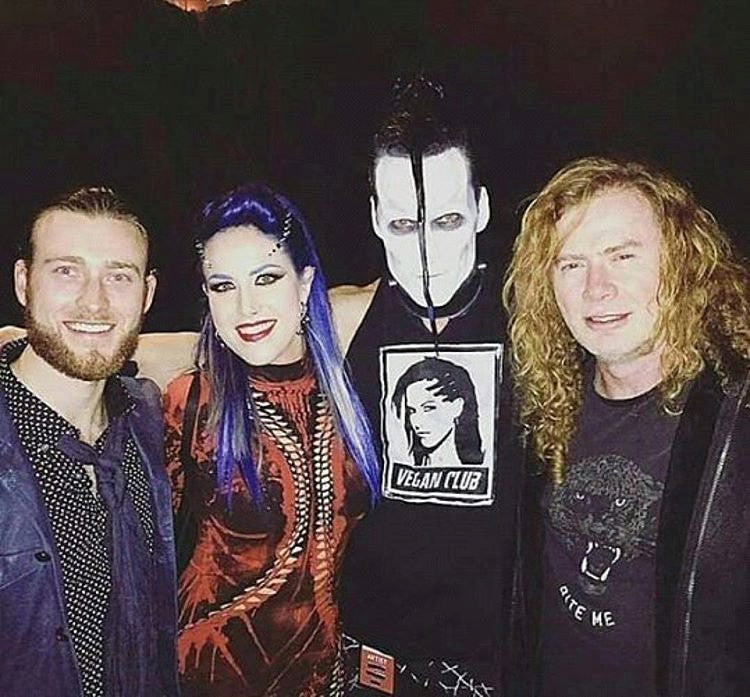 "Unisex T-shirt ""Vegan Club"" featuring Alissa White Gluz"