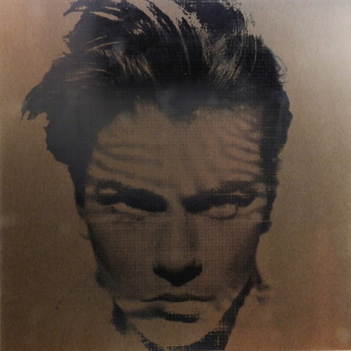 "Limited Edition of 150 Print of Artwork ""(The) vegan James Dean"" featuring River Phoenix by L3F0u"