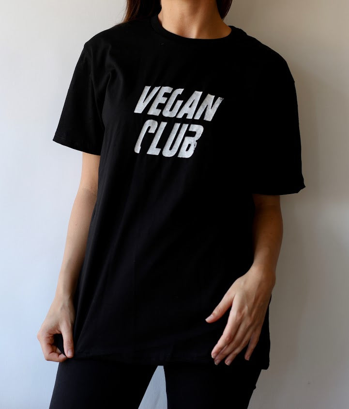 Vegan Club Unisex T-shirt