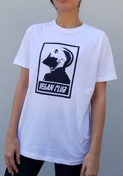 Nipsey Hussle Vegan Club T-shirt